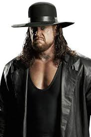 Happy belated birthday to The Undertaker!