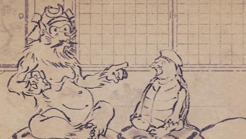 anime_listのblog : 戦国鳥獣戯画~乙~ 11話「謙信の噂」