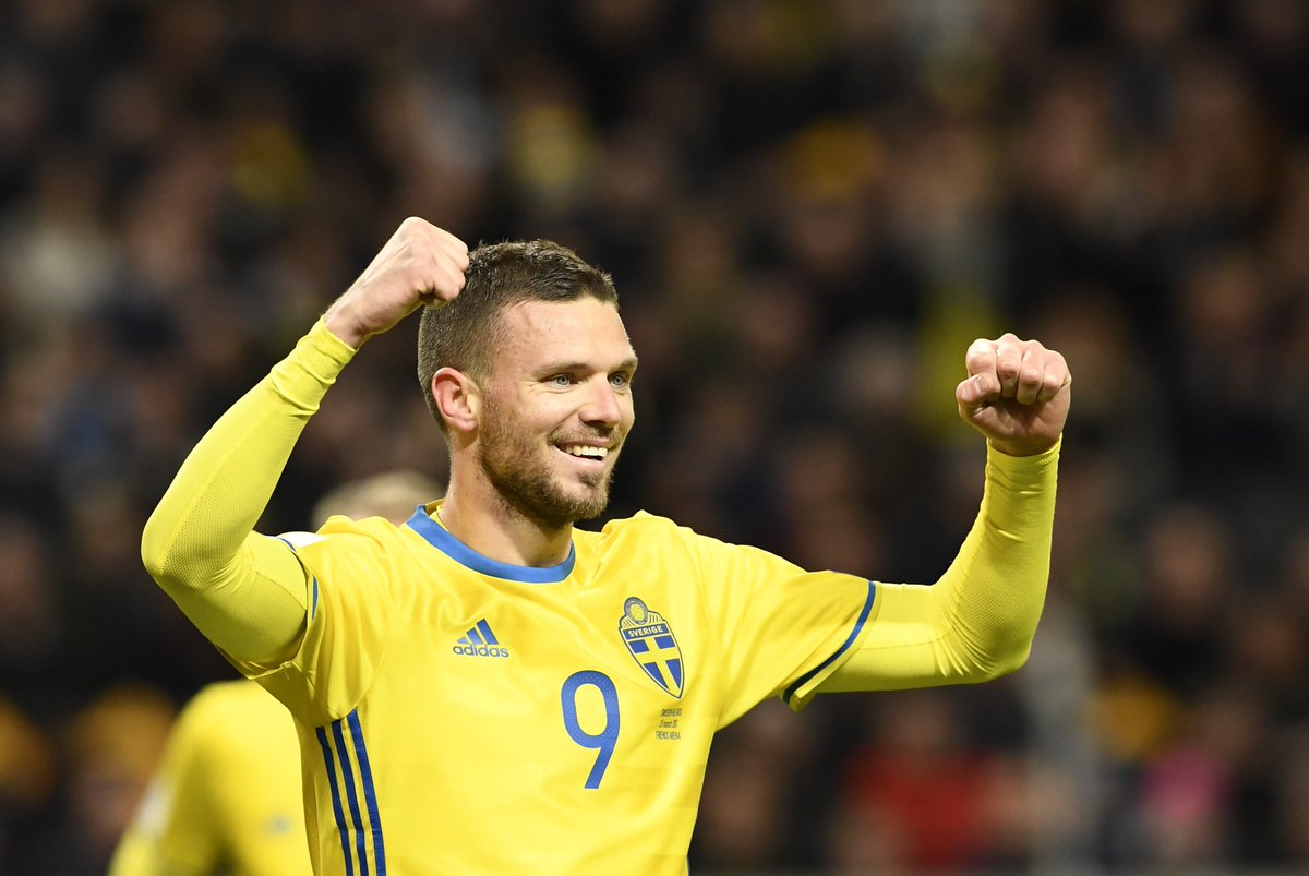 Marcus Berg Has  Goals In His Last  Games For Club And Country  E A Bd Ef B F
