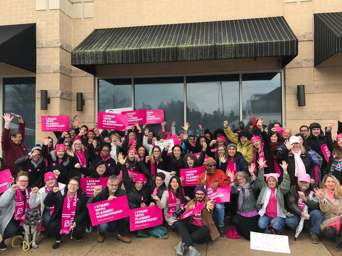 The pulled 'health care' bill is proof that speaking out to say #IStandWithPP makes a difference. https://t.co/FOT7RQbj5e