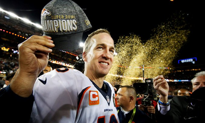 Happy birthday peyton manning   you will be missed  and have a great birthday