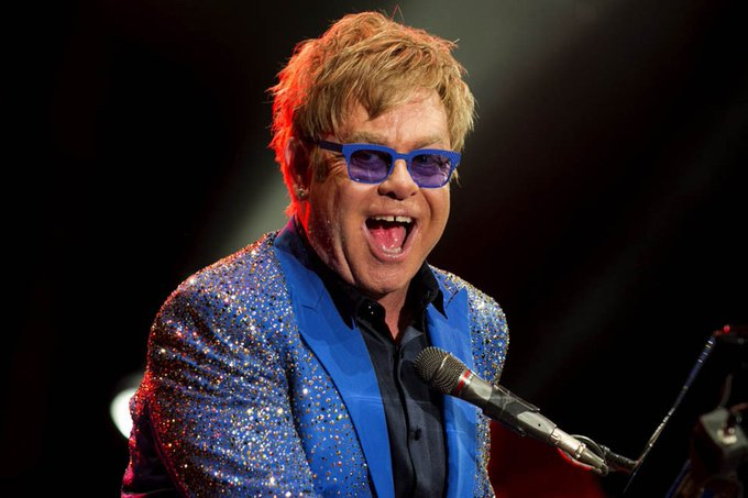 Happy Birthday Sir Elton John!