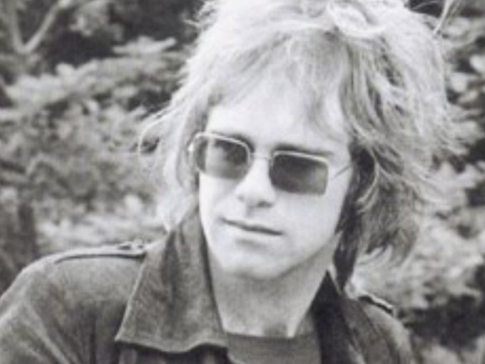HAPPY 70TH BIRTHDAY ELTON JOHN!!!