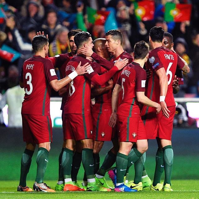 Well done boys 👌🇵🇹