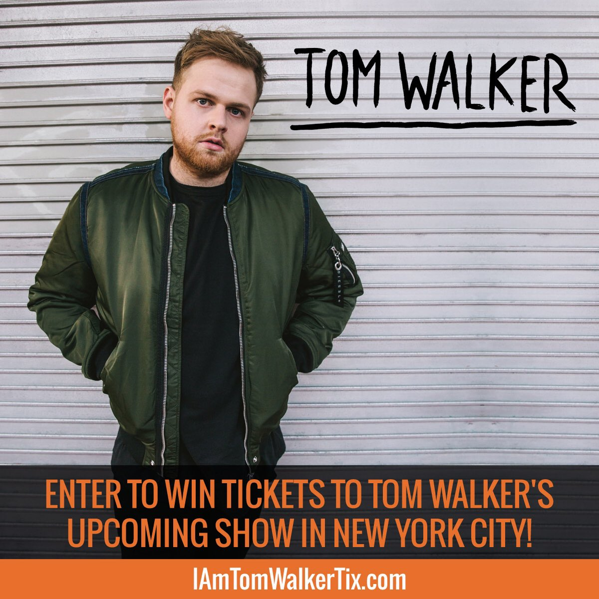 Win a pair of tkts ���� to see @IamTomWalker in #NYC! ��Deets at ��(https://t.co/CohOwjeY1C) #beEPIC #NYC #LudlowHouse https://t.co/9kz4GsKDrh