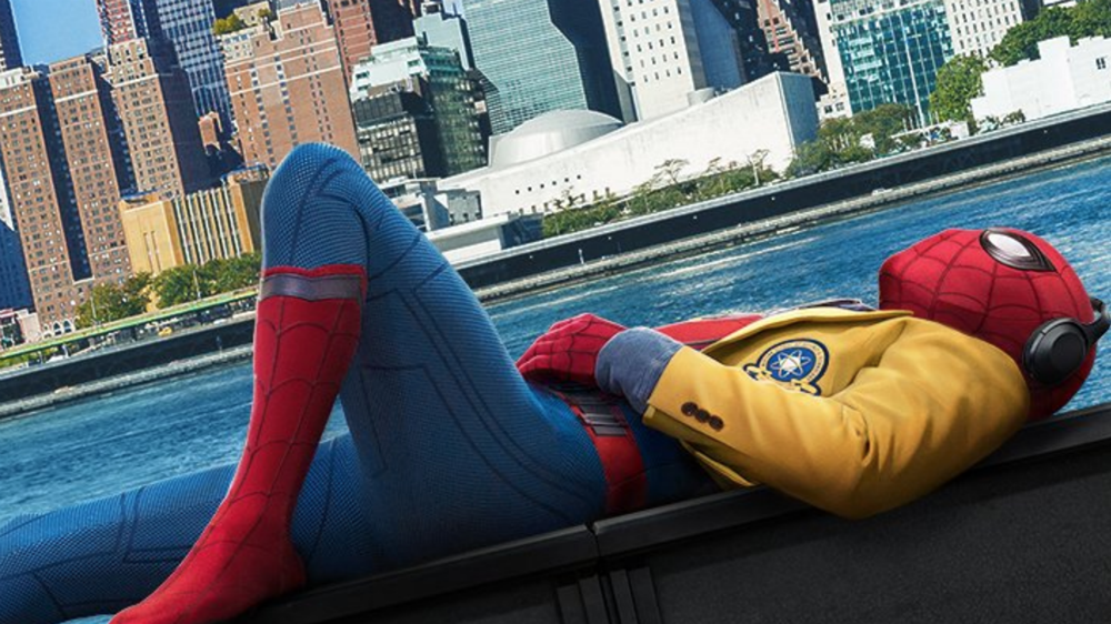 New posters were released for #SpiderManHomecoming: https://t.co/b59qGsFB45