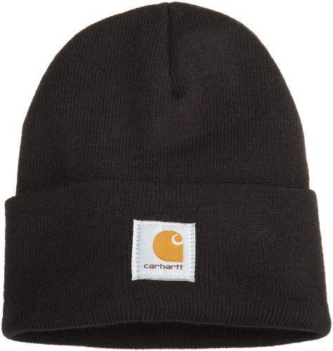 #free #fashion #watches #win #giveaway #np Carhartt Men's Acrylic Watch Hat,Black,One Size #rt