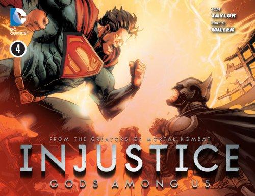 *New KH Post* #SuperheroSaturday Comic Book Review: Injustice: Gods Among Us #4-6 https://t.co/KzZOIvQaTC