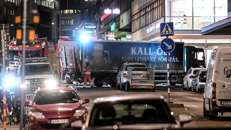 Police were to deport Sweden attack suspect, but the man 'went underground'