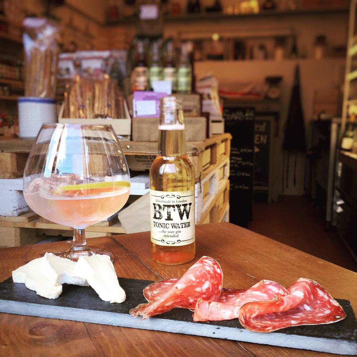 Graveney Gin at Tooting Market London's Best Gin & Tonics