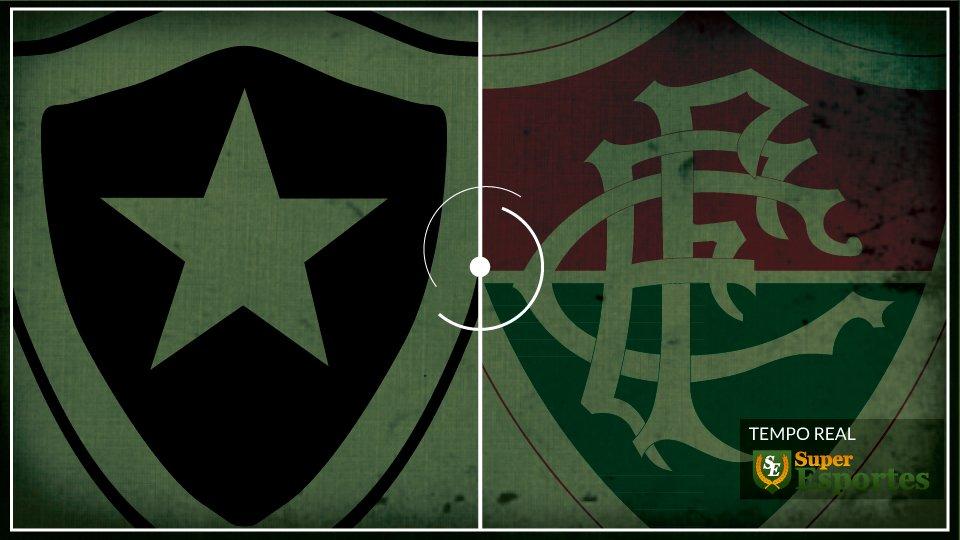 Botafogo x Fluminense