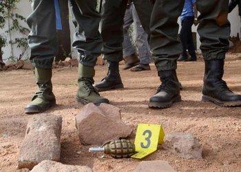 Five dead in jihadist attack in central Mali
