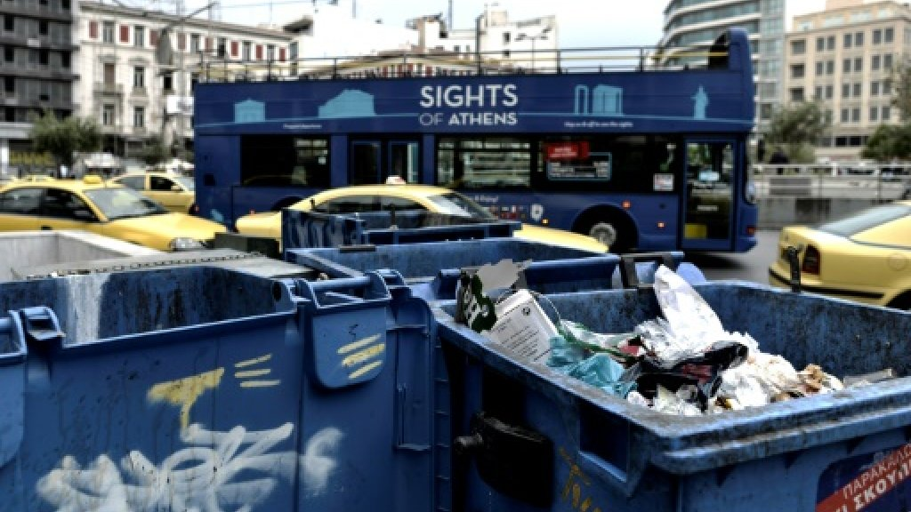 Despite EU fines, Greece struggling to promote recycling