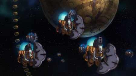 待ちに待った公式アナウンスがあったのでGレコのスゴいところをまた一つ挙げたい宇宙では内も外もなくて、地球を起点にすれば全