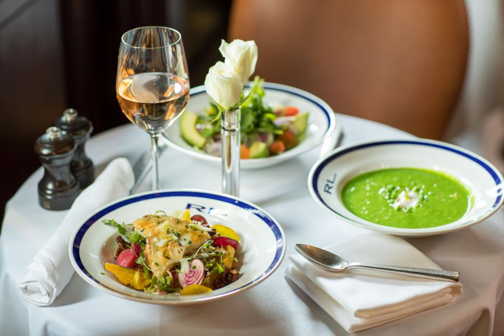 Ease into the season with RL Restaurant's Spring menu featuring a selection of lighter fare. https://t.co/vyTSV3uw19