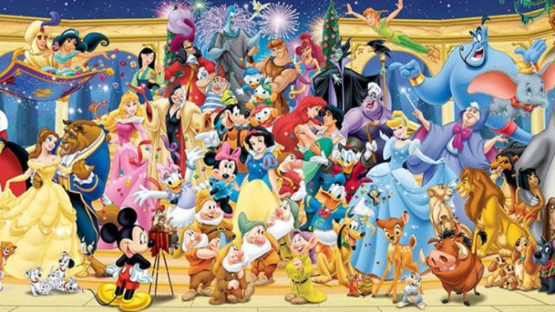 Disney Easter Eggs: Here are ALL the Disney character