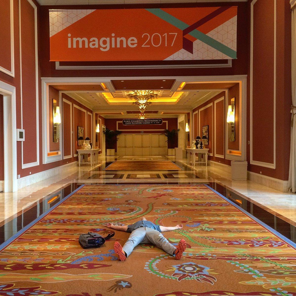 schawelcoles: The End. nn#magentoimagine2017 #Magentoimagine #magento #ecommerce #wecommerce https://t.co/HjkW04v9mr