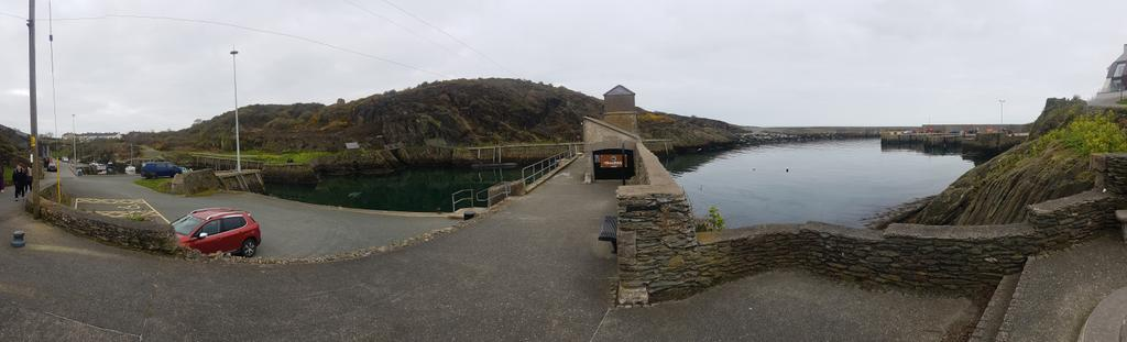 test Twitter Media - RT @CartertonCC: Heritage tourism in an UNESCO global geopark - Amlwch Port https://t.co/Xf917merY2