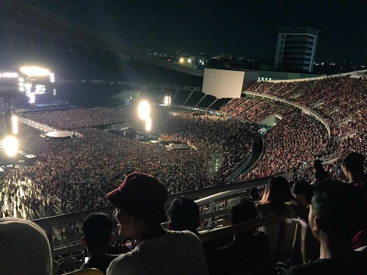 #ColdplayBangkok