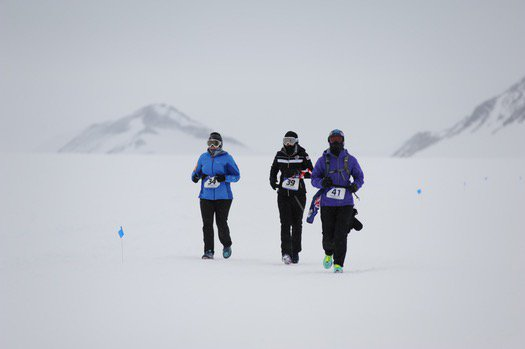 Minnesota woman takes on North Pole after conquering Antarctica marathon