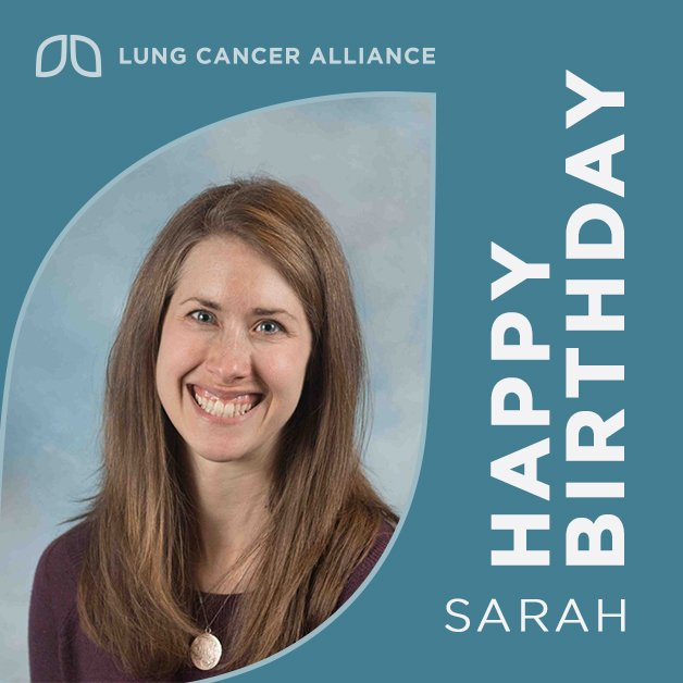 Happy Birthday to the newest member of the LCA family, Sarah White!