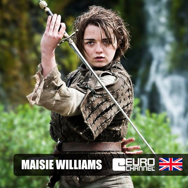 Happy Birthday Maisie Williams!