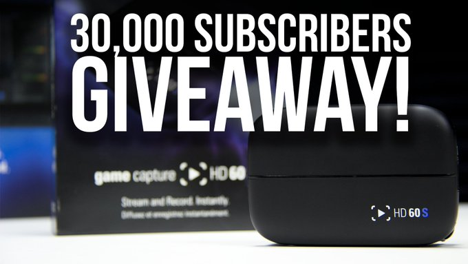 Elgato HD60 S GIVEAWAY!