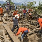 Some 100 children among 311 killed in Colombia mudslide