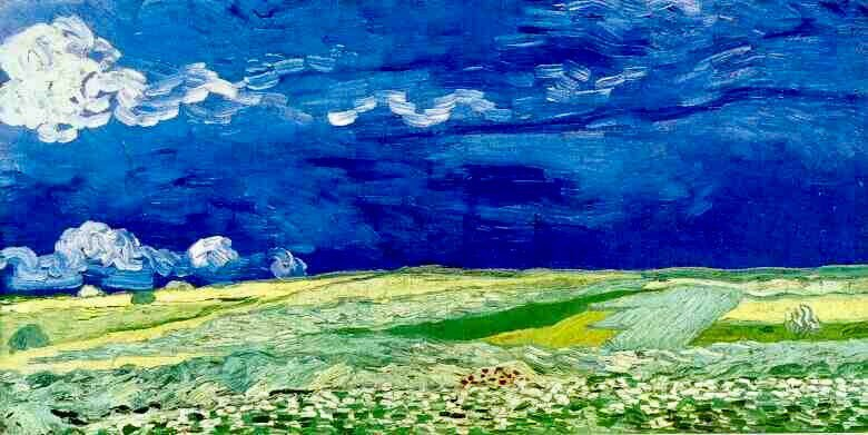 Felicità non è altro che contentezza del proprio essere e del proprio modo di essere. Zibaldone G.Leopardi/ Van Gogh https://t.co/VUsTtRf5Wt