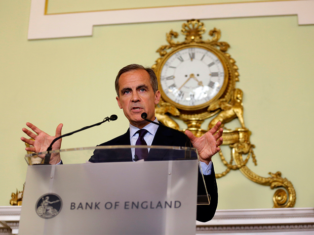 Bank of England's Mark Carney says banks need to prepare for any Brexit outcome