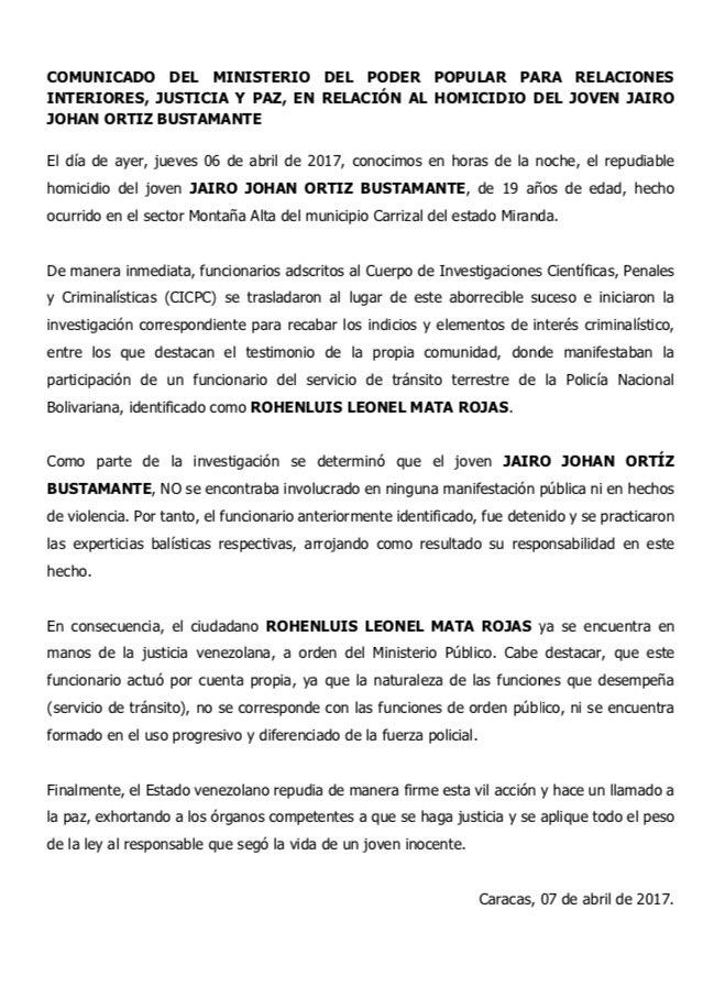 Ministerio De Las Relaciones Interiores Justicia Y Paz: ministerio de relaciones interiores y justicia