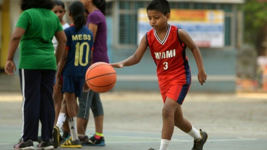 NBA to set up worldwide basketball schools