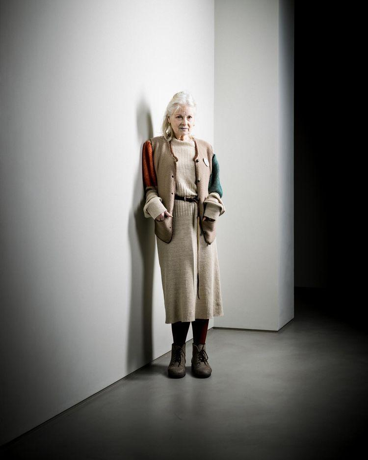 RT @libe: [PORTRAIT] Vivienne Westwood, New Future https://t.co/b14XpaMNR3 https://t.co/l25f2okRf2