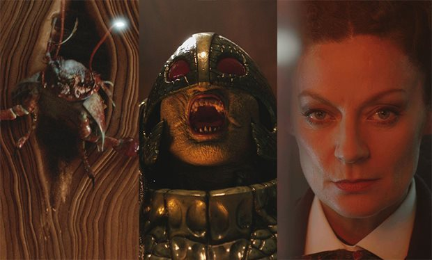 Steven Moffat reveals the biggest monsters of Doctor Who series10 https://t.co/sHEBlin7Dk