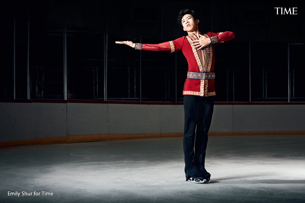 Meet the 17-year-old figure skater who made history and is a favorite for the 2018 Olympics