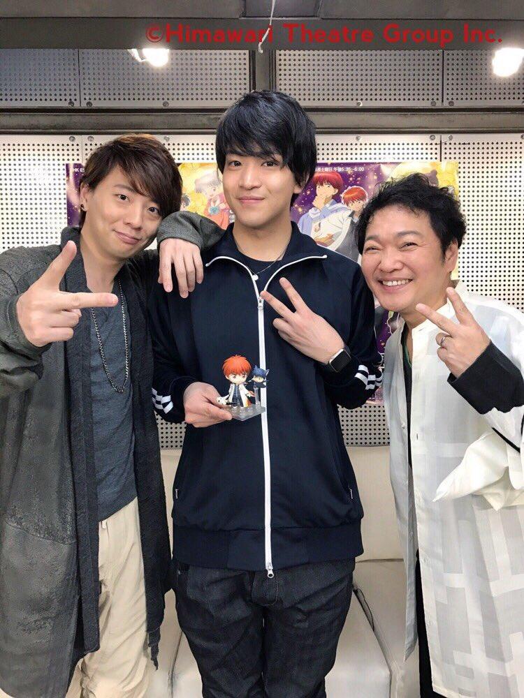 境界のRINNE LINE LIVEに木村良平が出演しました。 NHK・Eテレにて毎週土曜午後5時35分。来週も観てくだ