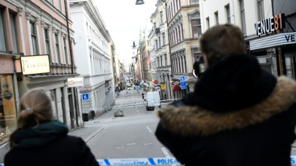 Sweden truck attack: What we know