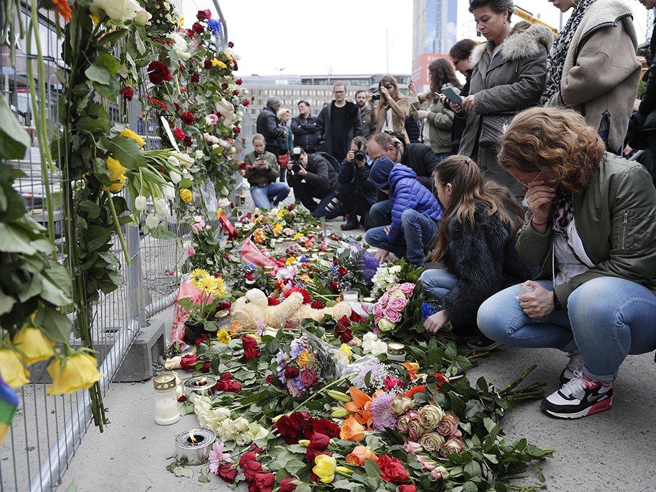 Sweden identifies Stockholm truck attack suspect as Uzbekistan native known to