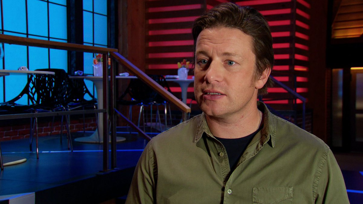 RT @MasterChefCDA: .@jamieoliver  shares his best piece of advice: https://t.co/2DY0HQsCwA #MasterChefCanada https://t.co/bpVEQPGsZA