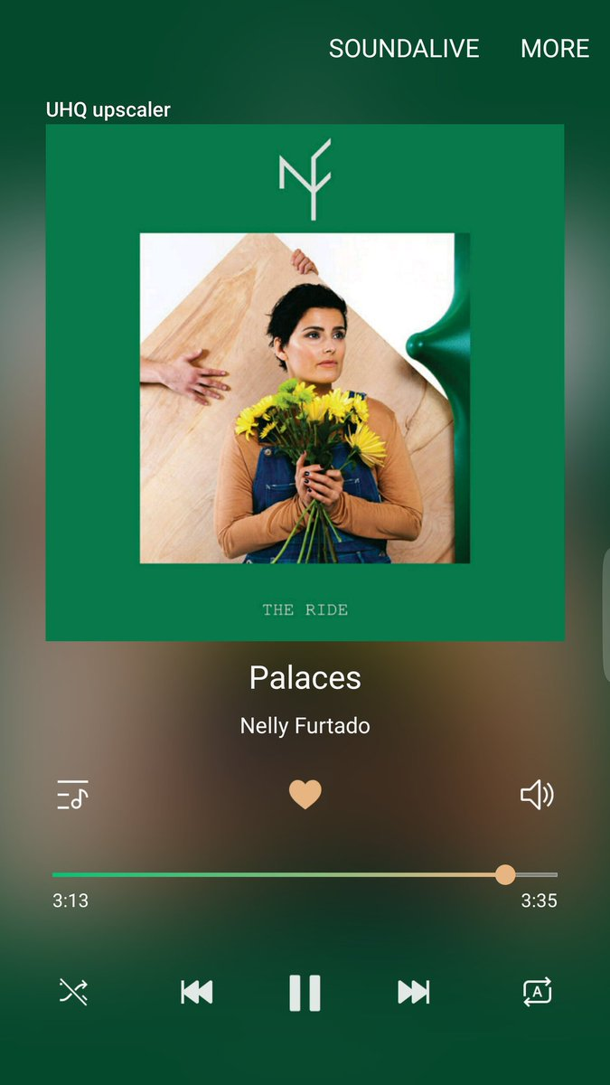 RT @heatherhedera: This is literally my favourite album EVER @NellyFurtado ???????????????????????????????? https://t.co/4sgVvManSU