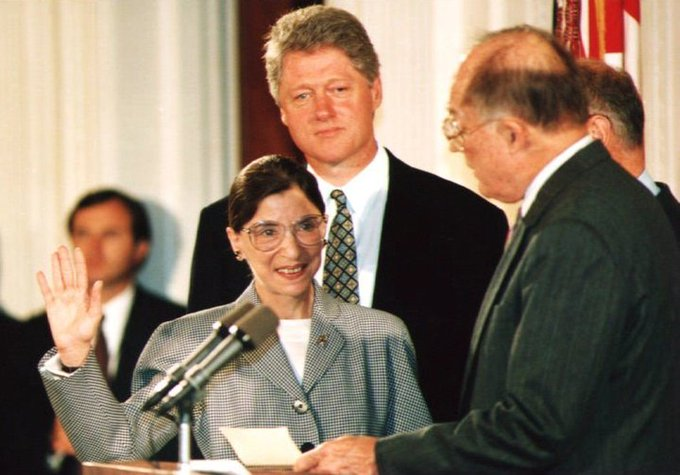 Happy 84th Birthday, Ruth Bader Ginsburg -