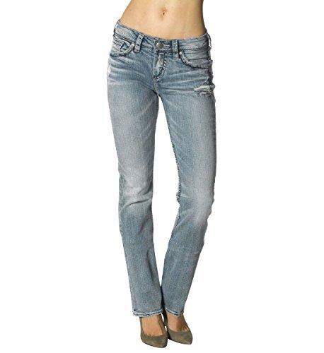 #fashion #free #style #win #giveaway Silver Jeans Women's Suki High-Rise Baby Bootcut Jean, Indigo, 33x33 #rt