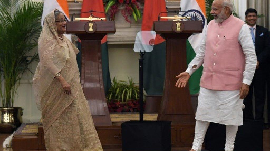 India woos Bangladesh with $500 mn defence loan, credit