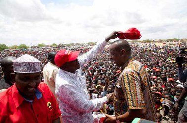 I will work with those you elect, Uhuru says