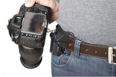 Ремень для фотоаппарата через плечо