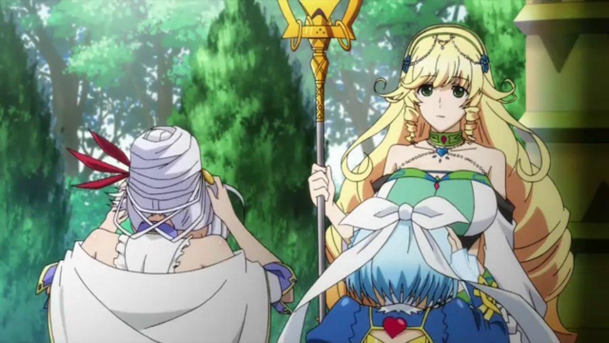 「魔弾の王と戦姫」を視聴(n回目)ソフィーいいなあ〜(*'ω'*)