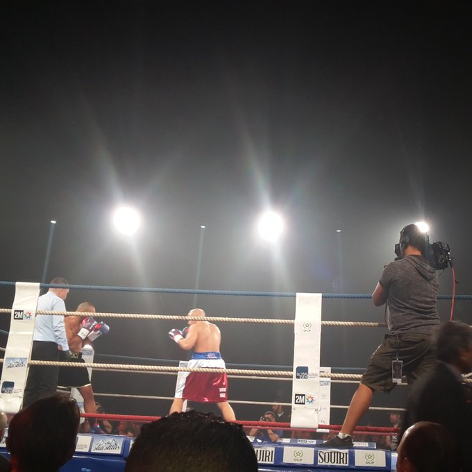 Yesterday pixs #worldboxingchampionnship from #Marrakech ☺ https://t.co/lEl92dvIYh