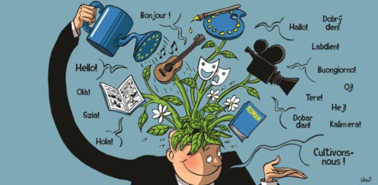Oui, l'#UE investira 1,45 milliard d'€ d'ici 2020 pour des projets culturels ! https://t.co/izDwKXJE0B #culture #cinema #DecodeursUE