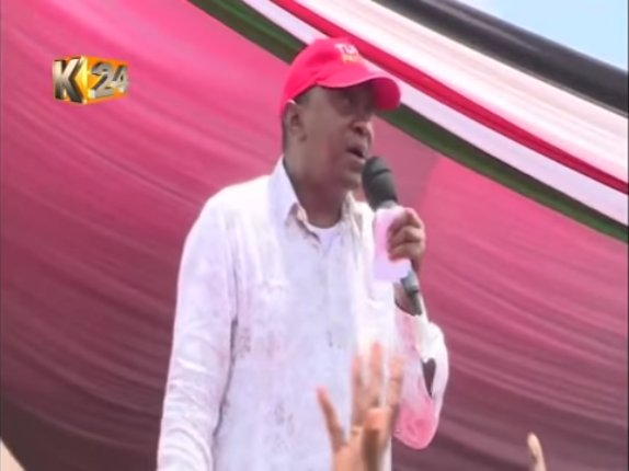 President Kenyatta dismisses claims that the Government has sidelined Muslims