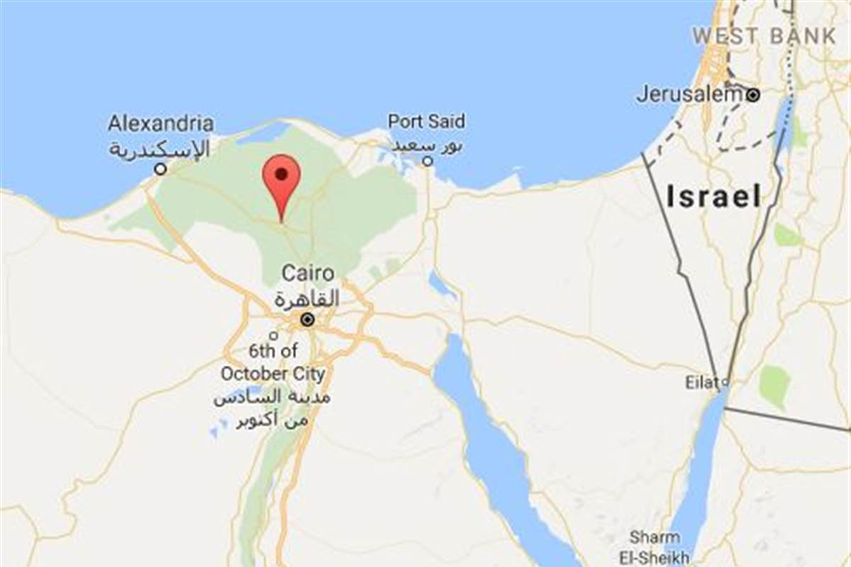 BREAKING: Bomb hits Egyptian church packed with Palm Sunday worshipers, killing at least 21